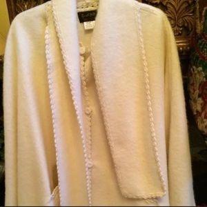 Alpaca Wool Cape/Coat NWT